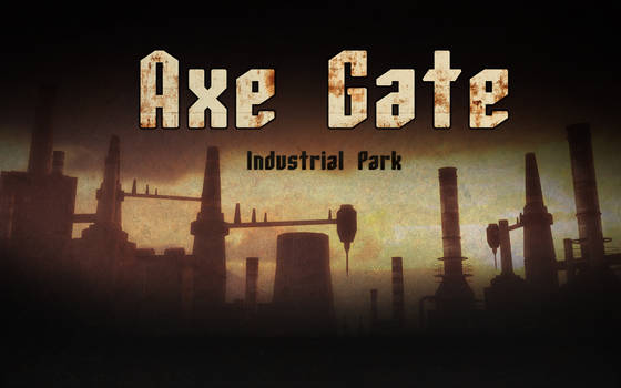 Axe Gate cover by janis21111