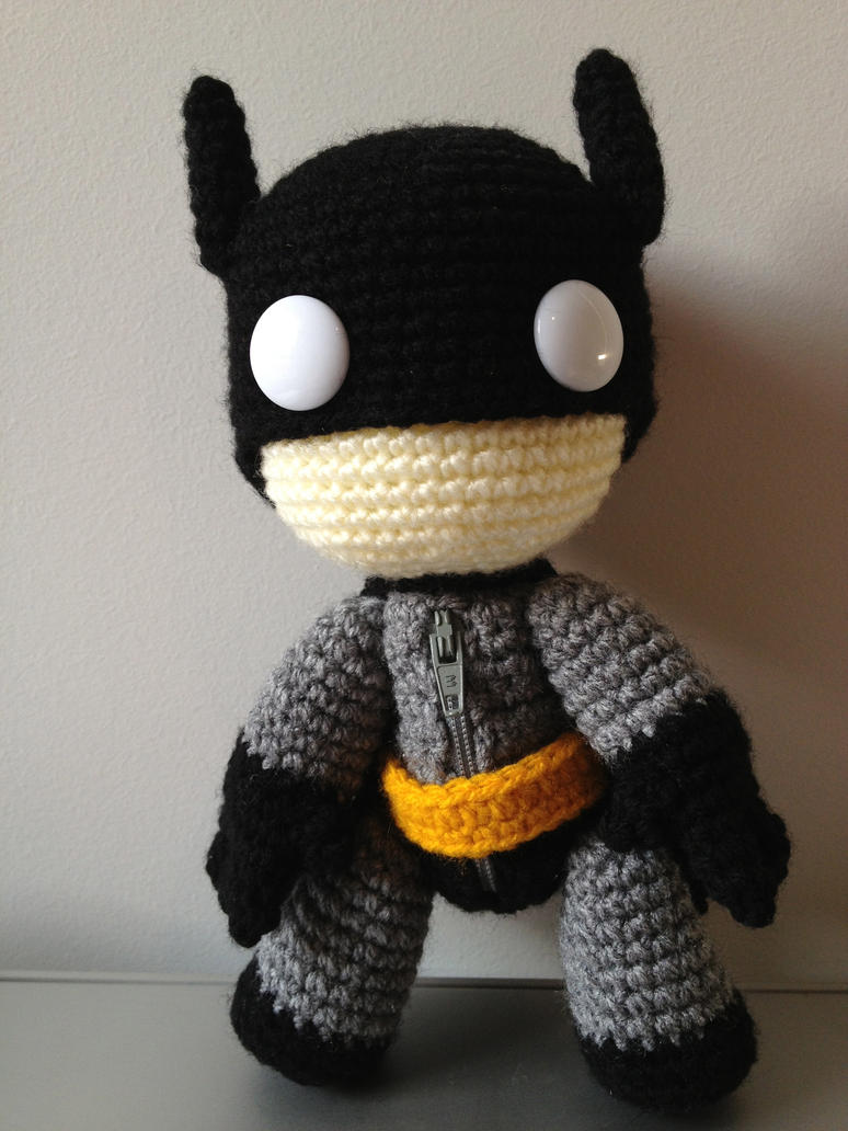 Batman Sackboy II by anjelicimp