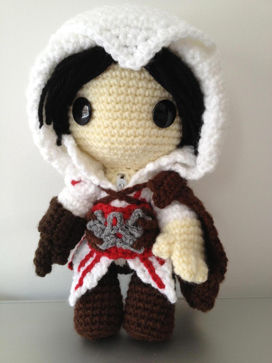 Ezio Sackboy II by anjelicimp