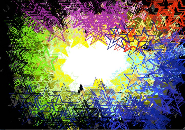 Big Bang of Color by ArtDAK71