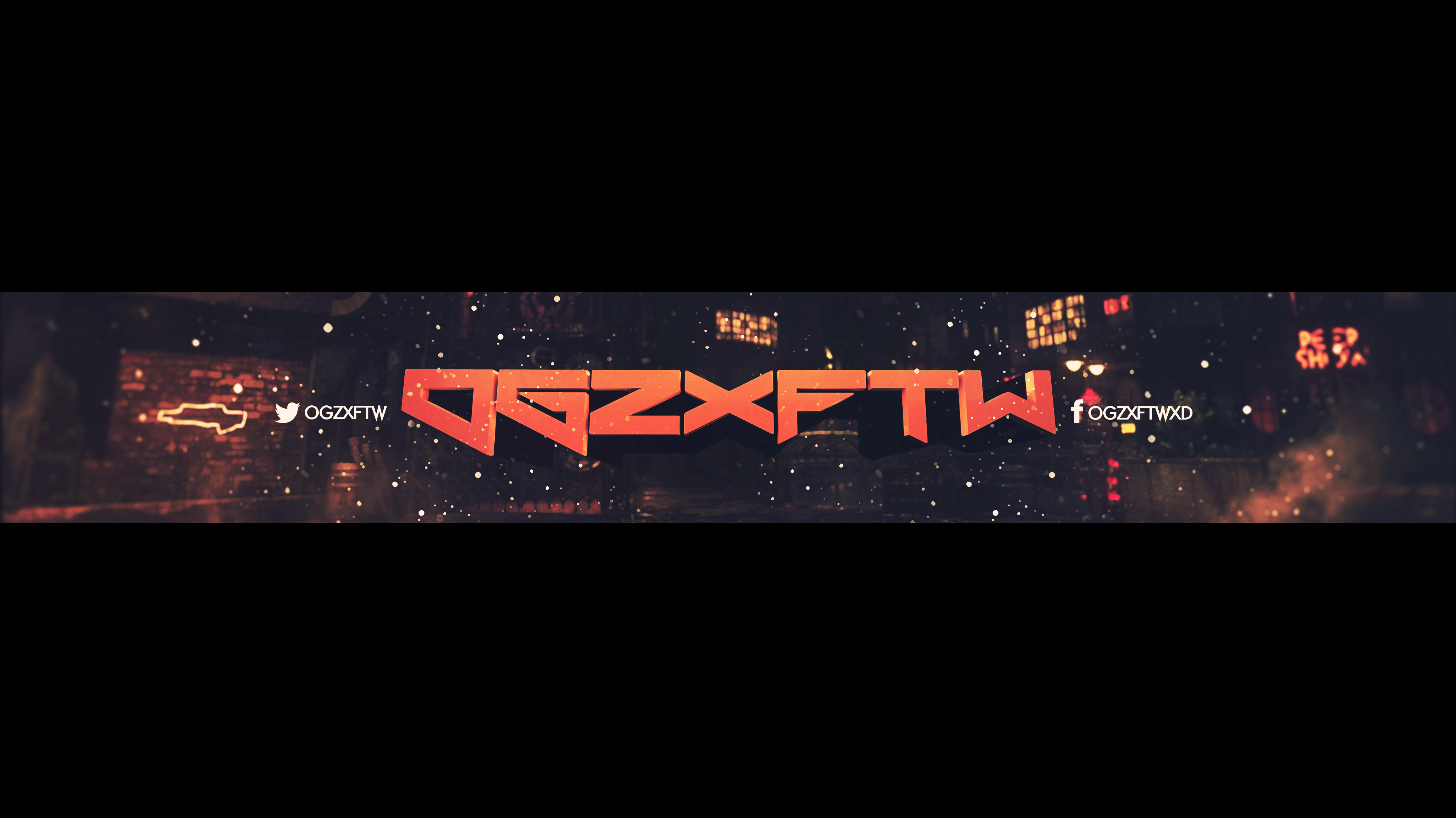 OGZxFTW Youtube Banner By GraphicalMinion On DeviantArt