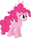 Pinkie Pie - Bad Hair Day