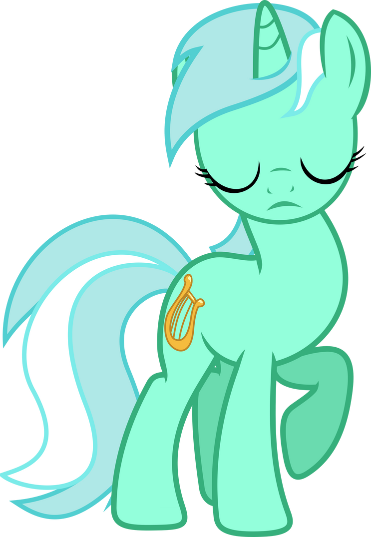 Lyra Heartstrings by zomgmad
