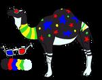 Camel Adopt 7 - CUSTOM by zomgmad