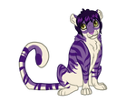 Little Cub Athena by zomgmad