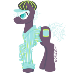 Eureka is a Pony Now by zomgmad