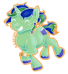 Filly Sigma by zomgmad