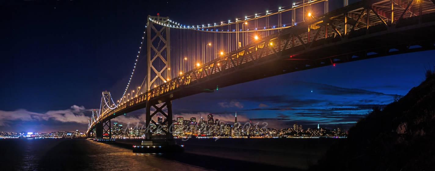 Skyline Under: Night