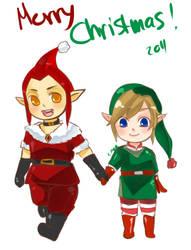 have a groosin' holiday season