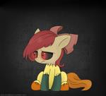 Blanked Applebloom