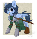 Cutest Warrior