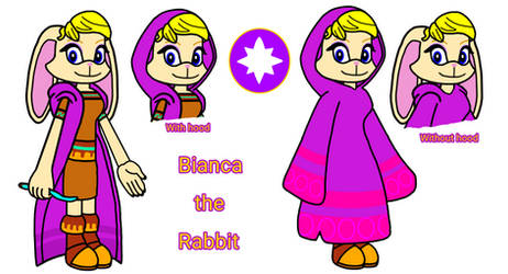 Bianca in Skylanders Concept by ChelseaKittyGirl