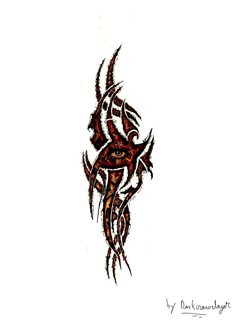 pin slayer tattoo design picture on pinterest. Black Bedroom Furniture Sets. Home Design Ideas