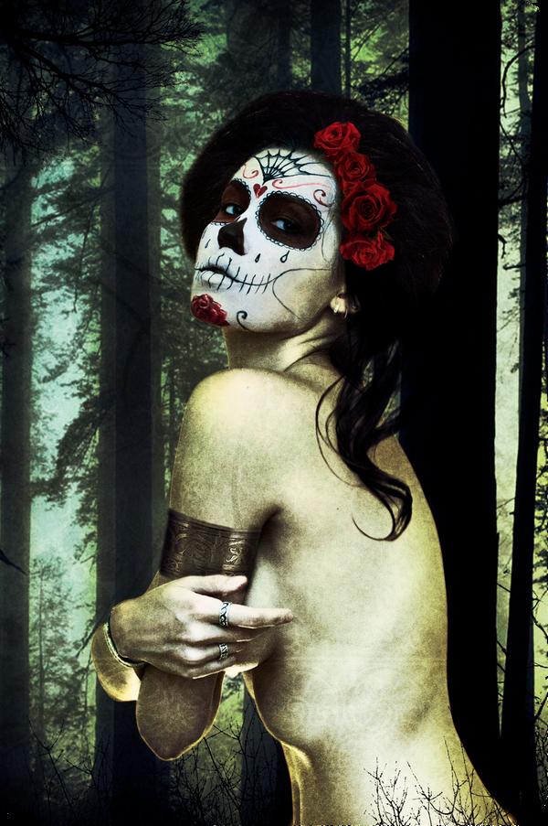 Dia de los Muertos by so-ingenious