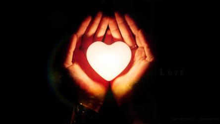 Be my valentine by Dark-awakening