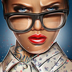 Glasses by GoodwinGoodwin