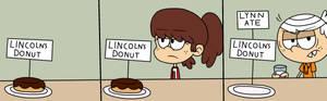 Lincoln's Donut