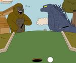 (Patreon Reward) Godzilla vs Kong