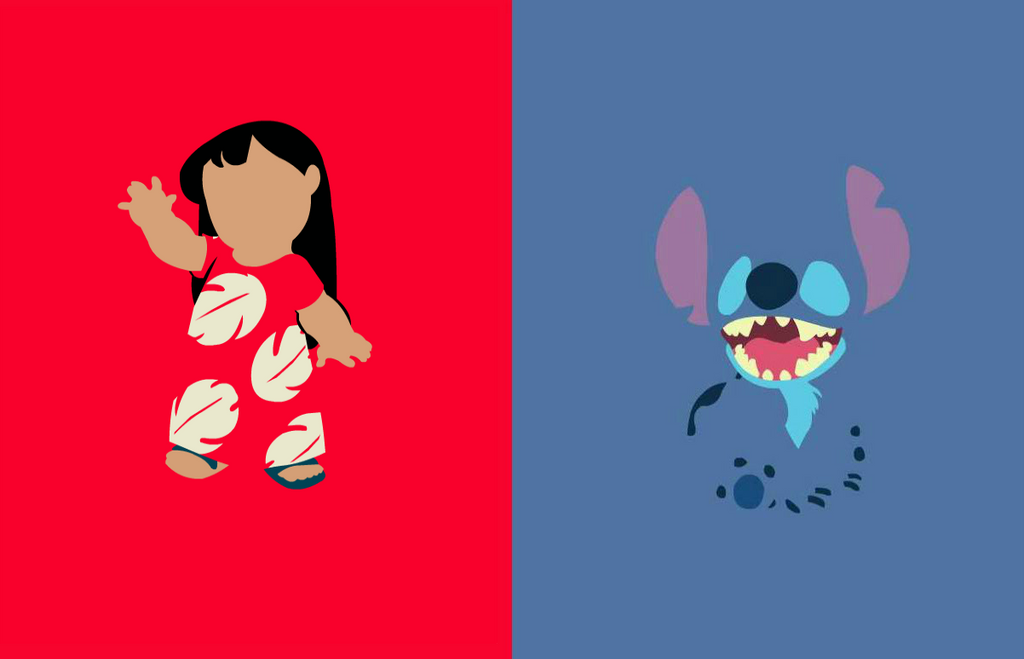Lilo And Stitch Go To Your Room English