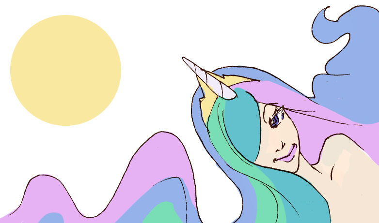Header Series Celestia by santichan