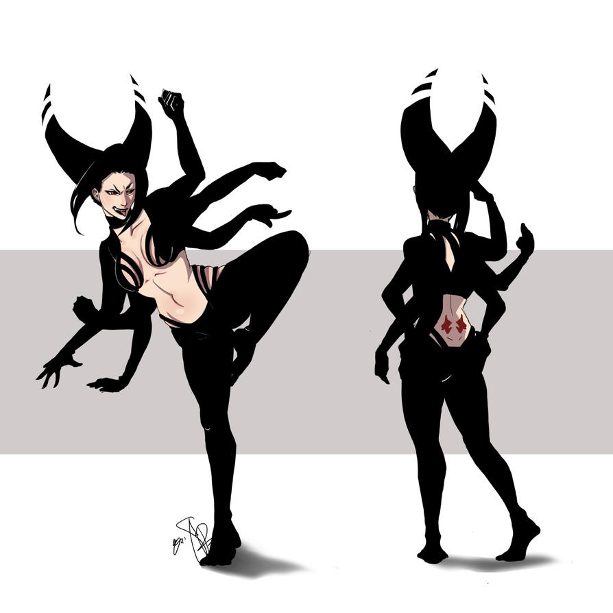 Juri Han Redesign by santichan