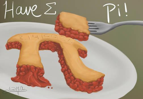 March 14 Pie