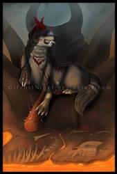 Lava King (Commission)