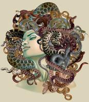Medusa by CourtneyTrowbridge