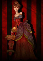 the winsome Mrs. Crawley by CourtneyTrowbridge