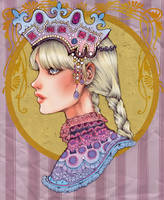 Rapunzel concept by CourtneyTrowbridge