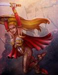 Dame de Guerre