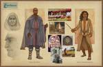 Earthsea costume concepts - Gont II by CourtneyTrowbridge