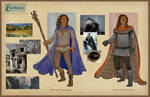 Earthsea costume concepts - Low Torning, Osskil