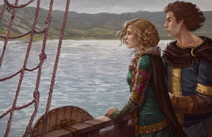 Tristan and Isolde by CourtneyTrowbridge