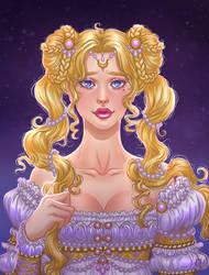 Renaissance Princess Serenity