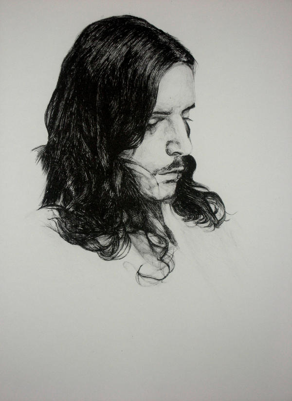 Self Portrait by MikeGamble