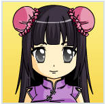 Chiasa anime face maker by MysticalLove22