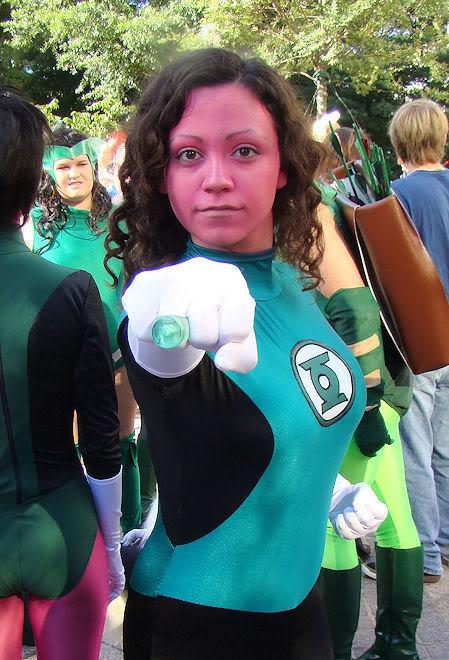Katma Tui Green Lantern by PrinceSparklypants
