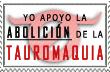 Abolicion Tauromaquia by deviants-anti-cruel