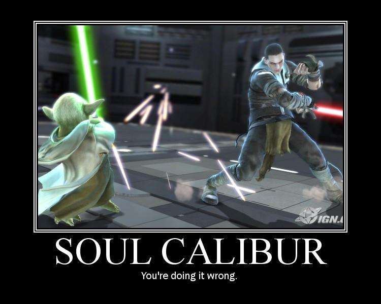 Soulcalibur Iv Motivational By Airdjinn On Deviantart