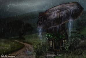 Wet 'Shroom by needcaffine