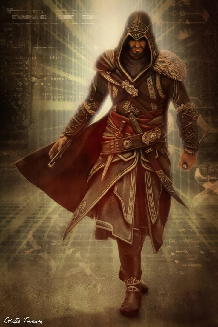 Assassins Creed by needcaffine