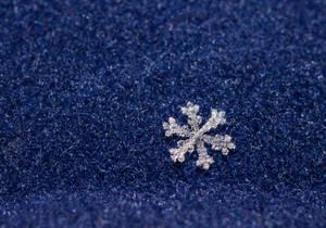 A real Snowflake