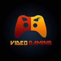 Free Video Gaming Logo PSD by fruitygamers
