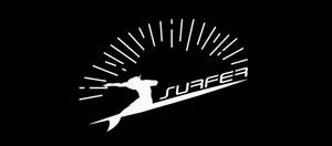 Surfer Logo Free Logo Psd by fruitygamers