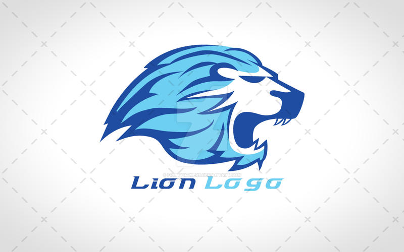 Lion Logo by fruitygamers