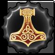 Amon Amarth bottlecap by FlameFame