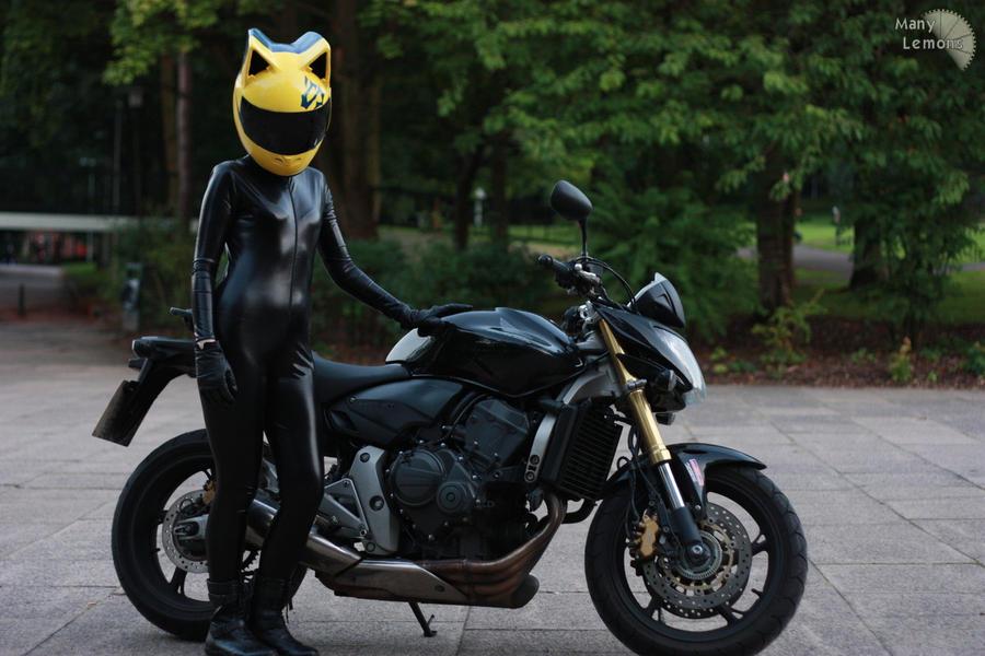 Kubinashi Rider by Nert