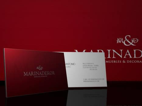 Cards Marina Dekor