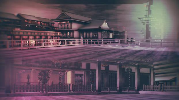 MMD Tokyo Stage Download by TwoSidedMMD